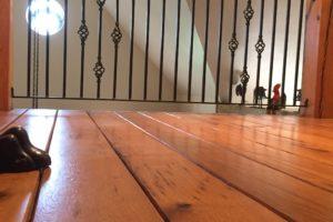 Ann's Interior Railing
