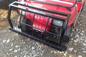 Golf Cart Push Bar