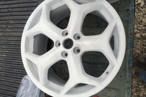 Powder Coating Rims